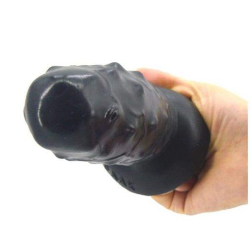 plug anal 6 cm silicone