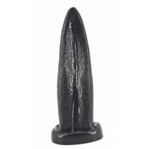 plug anal langue noir