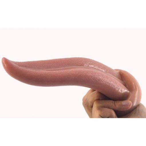 plug anal langue silicone