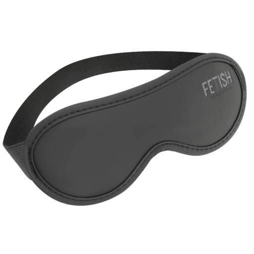 masque bondage noir