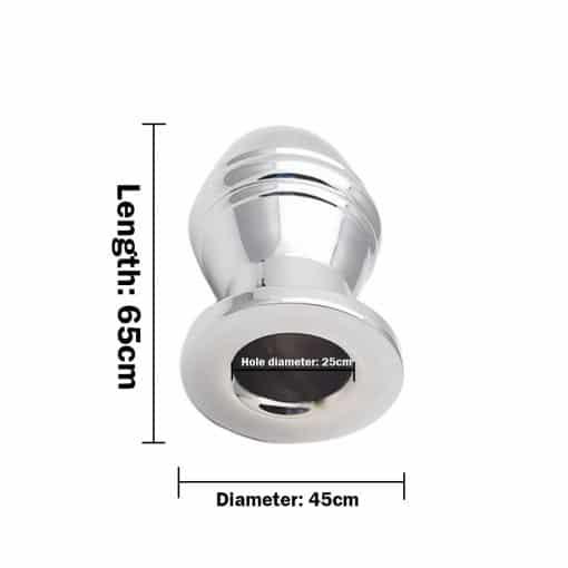plug tunnel métal en acier